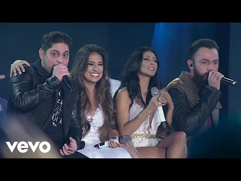 Simone & Simaria - Amor Mal Resolvido Ao Vivo ft Jorge & Mateus