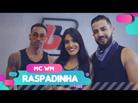 Raspadinha - MC WM - Coreografia Mete Dança