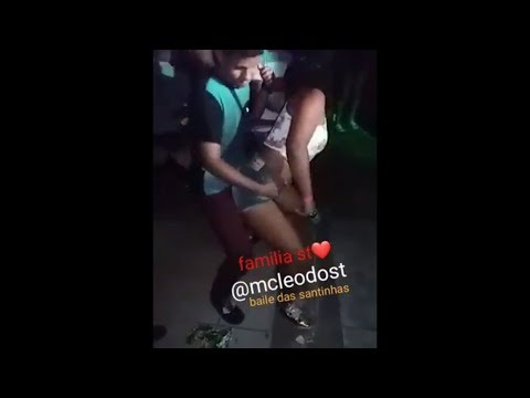 SE BEBER VAI TER QUE DA - MC LEO DO ST BAILE DAS SANTINHAS