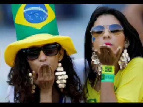 Brasil vs Alemanha As Mulheres Mais Gatas da Torcida