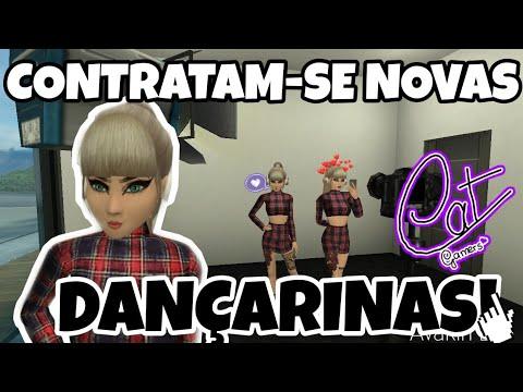 Contrata-se Novas Dançarinas Cat Gamers