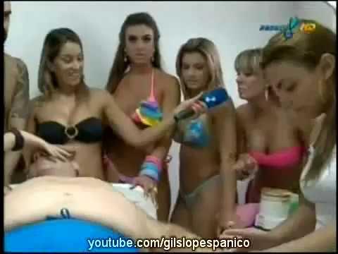 Mulheres no Poder A Vingança das Panicats 2 com Bola e Bolinha