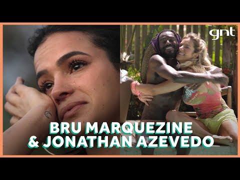 Bruna Marquezine e Jonathan Azevedo papo sobre depressão e superação em Noronha Gio Ewbank