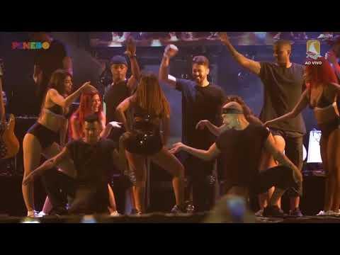 Anitta E Carlinhos Maia Dançam Movimento da Sanfonia Penedo AL - HD