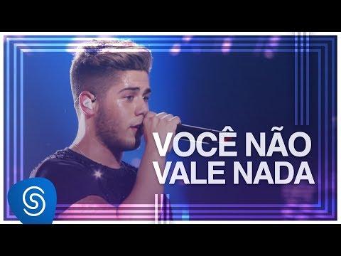 Zé Felipe - Você Não Vale Nada part MC Menor DVD Na Mesma Estrada Vídeo Oficial