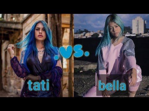Mc Tati zaqui VS Mc Bella -quem ganha