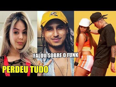 DEU RUIM MC Melody PERDEU TUDO Matue Fala sobre Funk e Anitta e Kevinho Inspiração na GRINGA