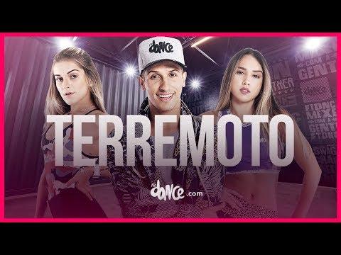 Terremoto - Anitta & Kevinho FitDance TV Coreografia Oficial