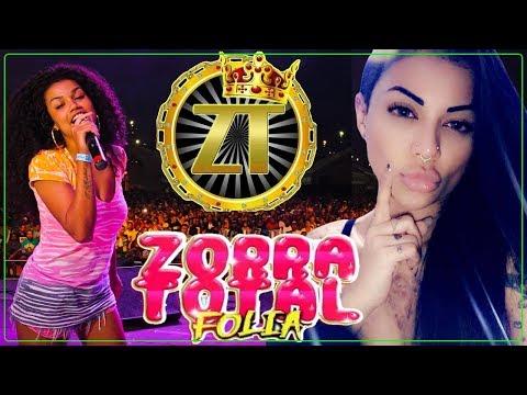 Turma ZT ZORRA TOTAL FOLIA Com Mc Marcelly & Mc Sabrina 18 nov 2018
