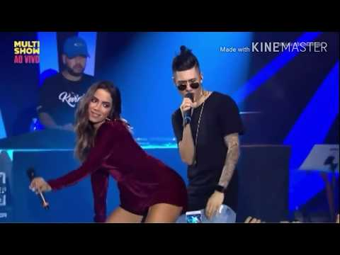 Anitta Dançando Funk - REBOLANDO E PROVOCANDO MC KEVINHO