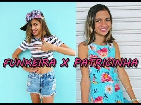 PATRICINHA X FUNKEIRA