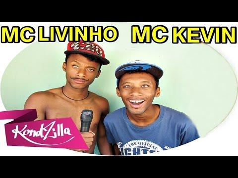 IMITANDO FUNKEIROS PART 02 MC LIVINHO MC KEVIN MC PEDRINHO MC BRISOLA