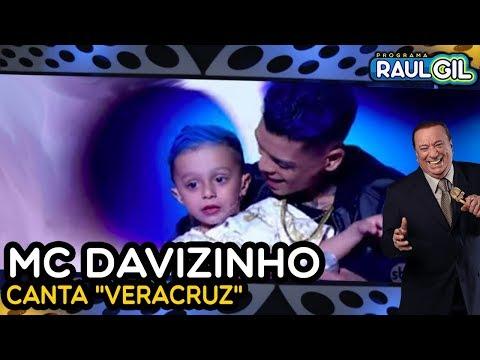 MC DAVIZINHO - Veracruz A TURMA DO VOVÔ RAUL GIL