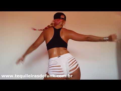 Débora Fantine dançando Funk Senta no Brinquedinho das Tequileiras do Funk