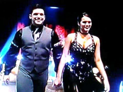 Bruna Marquezine Dançando Tango na final da Dança dos Famosos