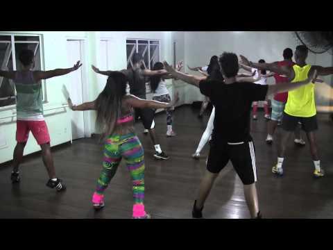 MC Tati Zaqui - Parara Tibum Lenna Vasconcellos Coreografia