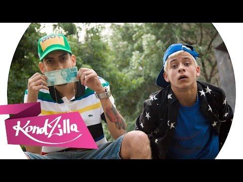MC Menor da VG e MC Pedrinho - Papel do Mal KondZilla