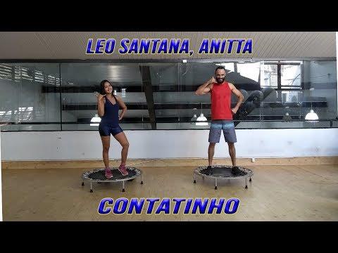 Contatinho - Leo Santana Anitta - JUMP FUNK - Electro Set