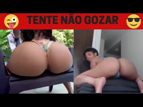 Gostosa dançando funk de calcinha - TENTE NÃO GOZAR