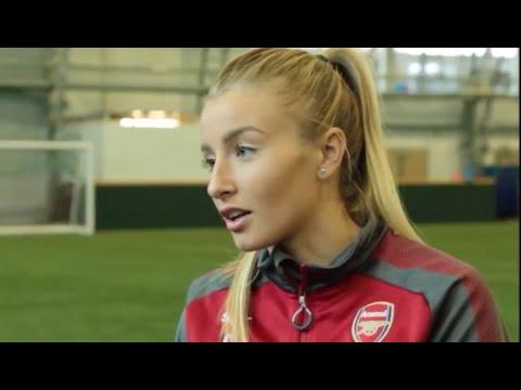 Top 20 - Jogadoras mais lindas do Futebol Feminino