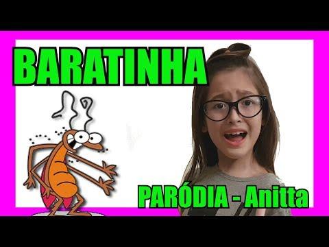 BARATINHA - Paródia PARADINHA Anitta - Diário da Mafer