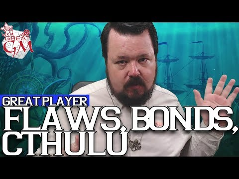 Boost Your Role-playing Using Flaws and Bonds - Character Tips