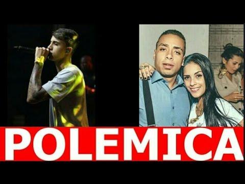 TRETA MC Livinho bate boca em show ao vivo Tati zaqui grávida do MC Kauan