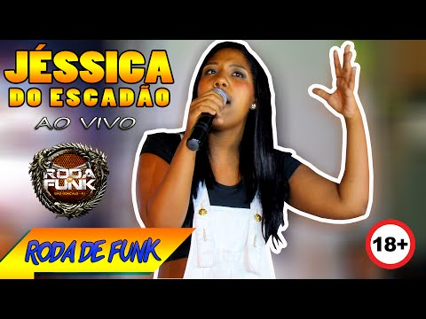 MC Jéssica do Escadão - Feat MC Smith Ao vivo na Roda de Funk - Lançamento