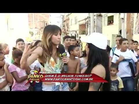 Pânico na Band 14 04 2013 - Sabrina mostra funkeiros de Bom Sucesso