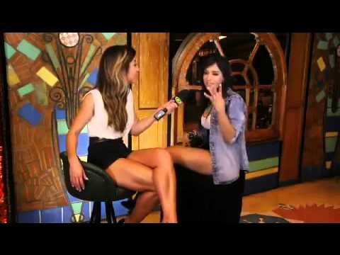 Pânico na Band 26 05 13 - Sabrina Sato entrevista MC Anitta