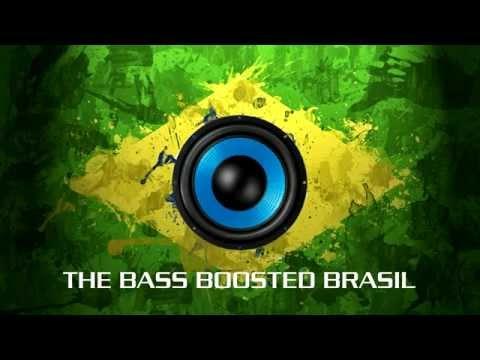 MC Tati Zaqui - Parara Tibum Bass Boosted HD