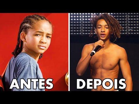 Mirins Famosos Antes e Depois Child Stars Then And Now Niños Famosos Antes y Después