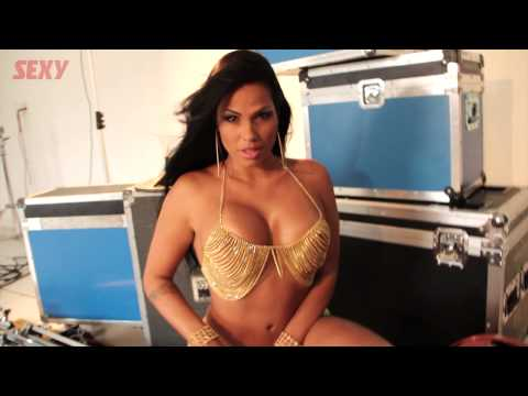 MC Sexy - Revista Sexy