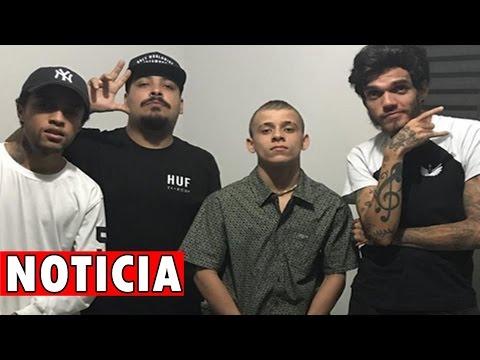 MC PEDRINHO IRA LANÇAR 2 MUSICAS COM O POLLO
