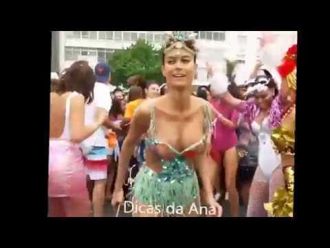 BRUNA MARQUEZINE REBOLA AO SOM DE FUNK NO BLOCO DA FAVORITA