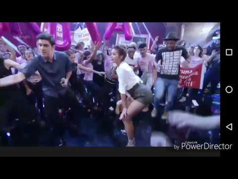 Bruna Marquezine dança funk na TV qdqd