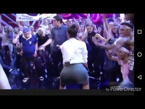 Bruna Marquezine dança funk na TV nJ9m