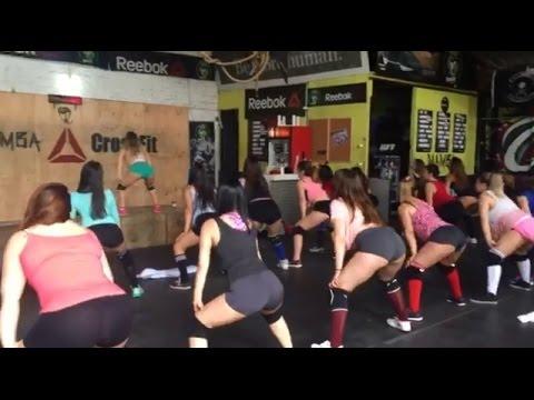 Twerk Class Chile GeriHoops all booty