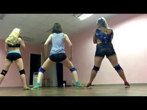 Twerk Booty Dance Урок 2 Движения в тверке