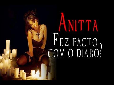 ANITTA FEZ PACTO COM O DIABO