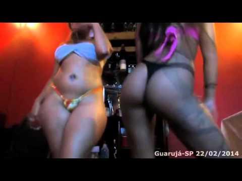 Dançarinas de Funk Duas Gatas Dançando Funk