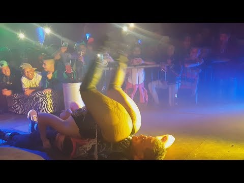Mc Fantine As Tequileiras do Funk No Estilo Bandida