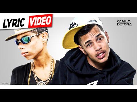 MC João MC Vitinho e MC Trindade Part MC Assanhado mdp - Quando ela viu DJ IAM LYRIC VÍDEO