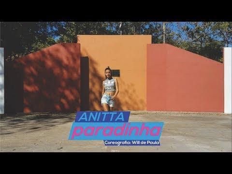 PARADINHA - ANITTA - Coreografia Will de Paula PRESS PLAY DANCE