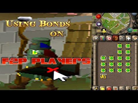 Using Bonds on F2P Players