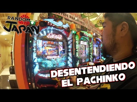 GANANDO NO SE COMO AL PACHINKO Random Japan