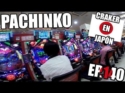 PACHINKO ANIME Y VIDEOJUEGOS Craker en Japón