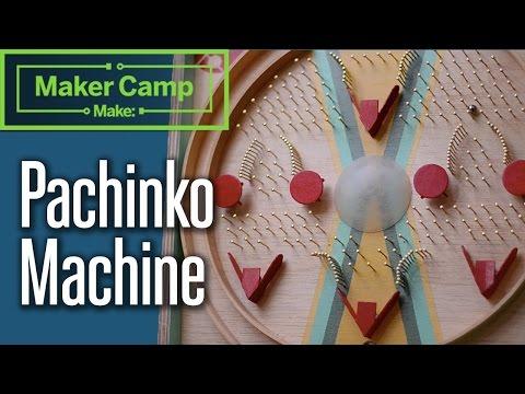 How to Make Pachinko Machine Part One