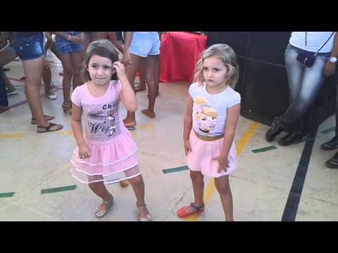 hehe dançarinas do Dj Michel kkkk