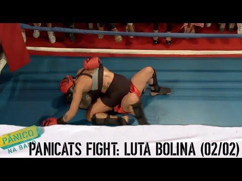 PANICATS FIGHT DANI BOLINA LUTA CONTRA CAMPEÃ DE MUAY THAI 02 02